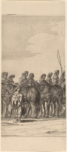Entry of Marie de Medici into Amsterdam [plate 5 of 6]