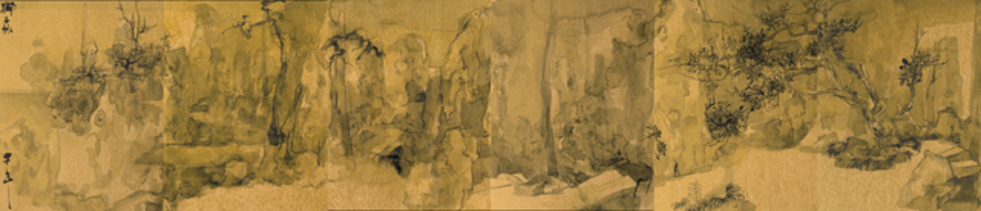 Lion Grove Garden (Shizi lin)