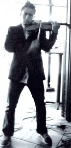 Cafe Violinist