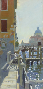 Grand Canal Morning Light