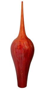 Saffron Baroque Ballon Flute 2-7-14-02