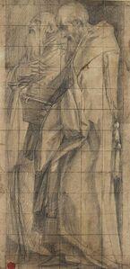 Saints Benedict and Romuald