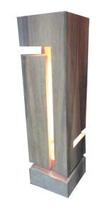 Lámpara Roble