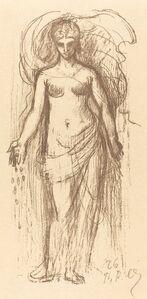 Study of a Woman (Abundance)