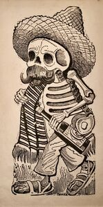 Calavera of Francisco Madero