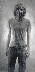 Portrait of Chris Rubin - Standing
