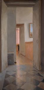 Hallway in Rome