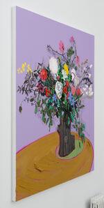 Flowers (for Mr. Hockney)