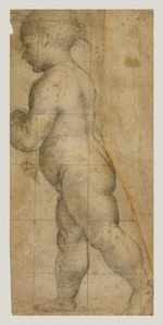 Study for the Figure of the Infant Saint John the Baptist
