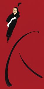 Hommage à Gruau,rouge