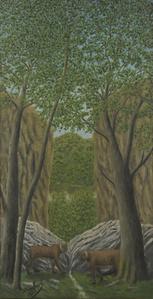 Tigres dans la Forêt