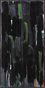 Green on Blacks : 1956