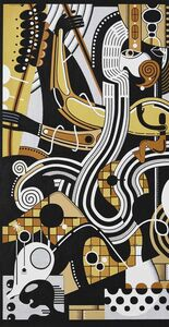 Gemini Surrealism II 双子超现实 II