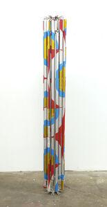 Round Rack (Maharam/Hinge/Red-Blue-Yellow)