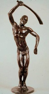 Feral Benga, Senegalese Dancer