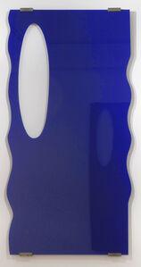 Untitled (blue door)