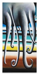 Untitled (Elegant Octopus)