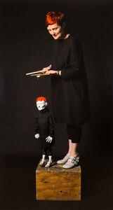 Pedagogical Puppet (Self-Portrait)