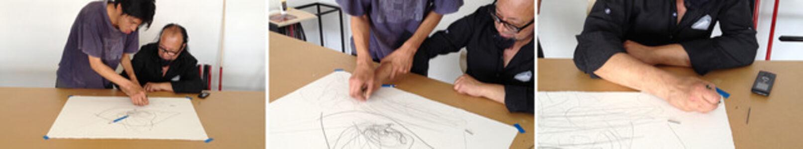 Assited Drawing (Dibujo Asistido)