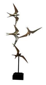 Acrobats of the Skies