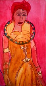African Bride