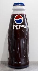 Coffin- Pepsi Bottle
