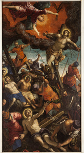 Martyrdom of Saints Cosma and Damiano