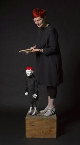 The Pedagogical Puppet (Self Portrait)