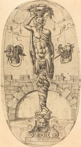Satyr with Twisted Legs