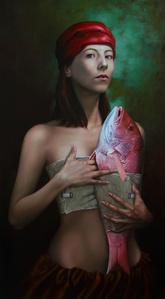 La tentación y el pez