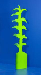 Untitled (Neon Plant 1)