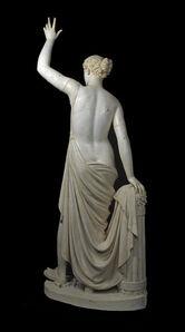 Hiram Powers, America, Smithsonian American Art Museum