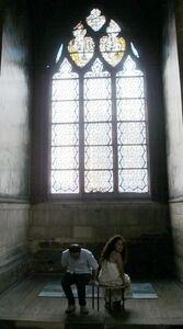 Bethabée reste au bain (Installation view)