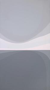 Landscape: Grey and Pink