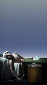 Lady Gaga: The Death of Marat, Video Portrait