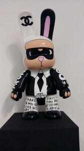 Qee Bunny Karl-J.M. Basquiat