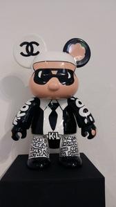 Qee Bear Karl - Keith Haring