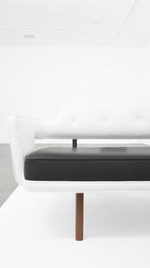 Sculptural Sofa