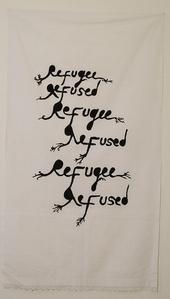 Refugee refused
