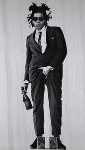 Cojones Basquiat, Silver