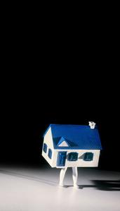 Walking House (Little)