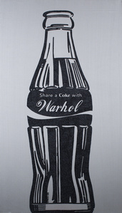Share a Coke with Warhol