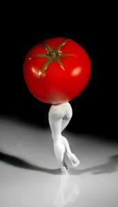 Walking Tomato