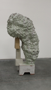 Grey Blob Sculpture