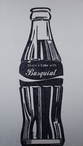 Share a Coke with Basquiat