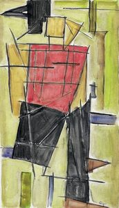 Untitled #1946 (Figure)