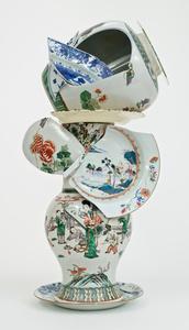 Fragmented Vase 1