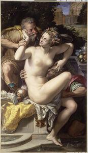 Suzanne et les vieillards (Susanna and the elders)