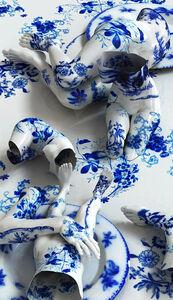 Fragile-Flow Blue