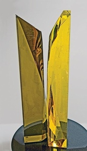 """The Waltz"" (Amber Glass)"